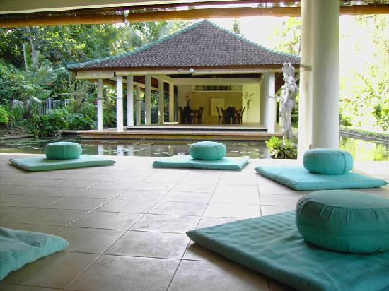 Jiwa Damai Organic Garden & Retreat: Jiwa Damai Bali Meditation