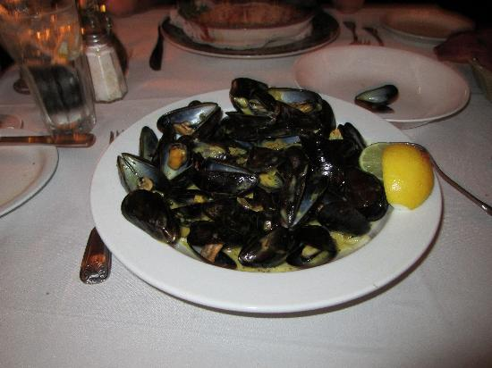 Edoardo's: Mussels