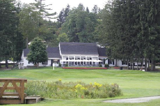 Leatherstocking Golf Course : Leatherstocking pro shop
