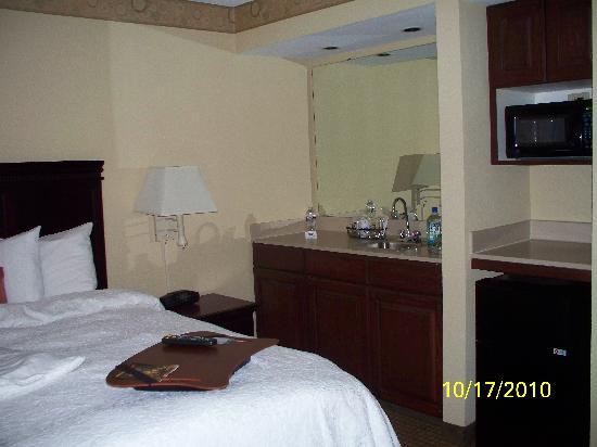 Hampton Inn Waco North: Room 219