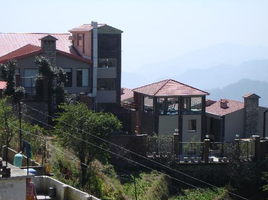 The Resort - Picture of Club Mahindra Kanatal, New Tehri - TripAdvisor