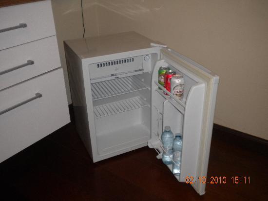 Pousada Palmeira Imperial: frigobar