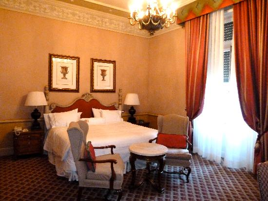 The Westin Excelsior Florence: Doppelzimmer