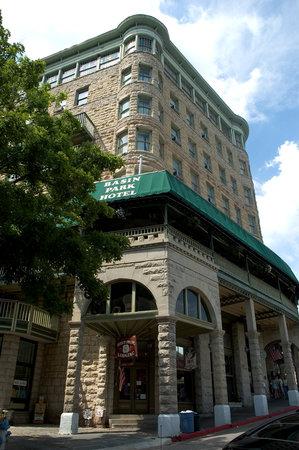 1905 Basin Park Hotel: Basin Park Hotel