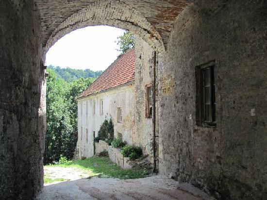 Zisterzienserkloster Raitenhaslach: old watermill