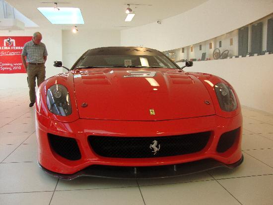 Maranello, Italy: Ferrari