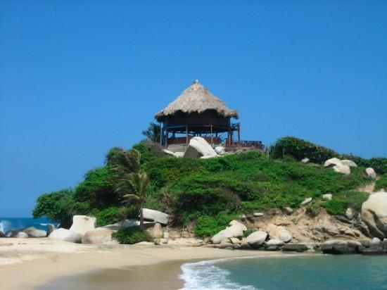 Playa Koralia: Beaches at Tayrona