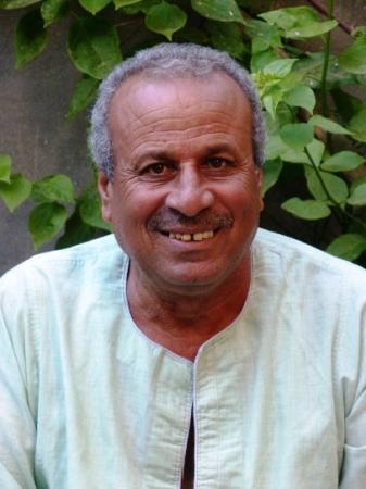 Amon Hotel Luxor: Mr Ahmed Soliman : le propriétaire