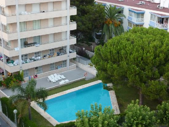 Apartamentos Novelty: Swimmingpool Novelty