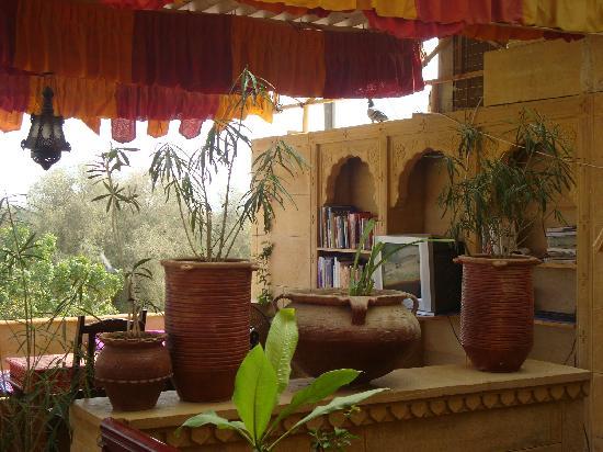 Hotel Fifu: lobby