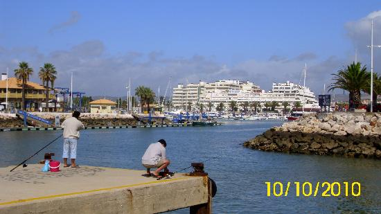Vilamoura, Portugal: Hafen
