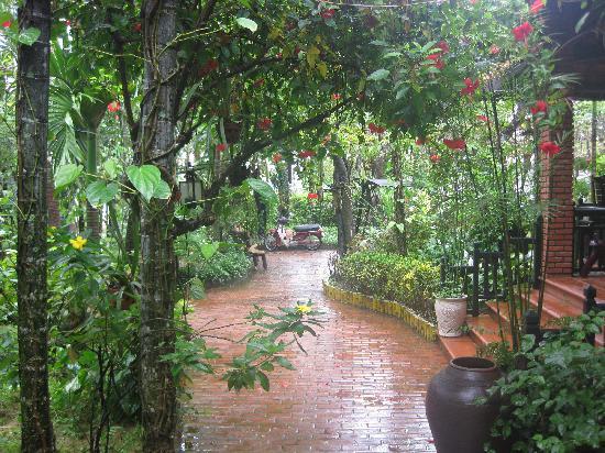 Betel Garden Villas: Garden