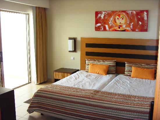 Alfagar II Aparthotel: Bedroom