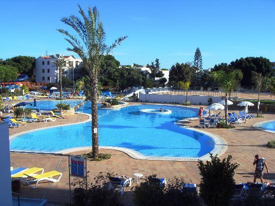 Alfagar II Aparthotel: Alfagar 2 pool