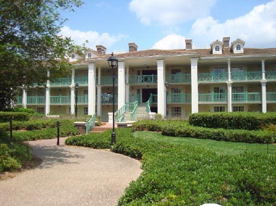 Magnolia Bend Picture Of Disney 39 S Port Orleans Resort Riverside Orlando Tripadvisor