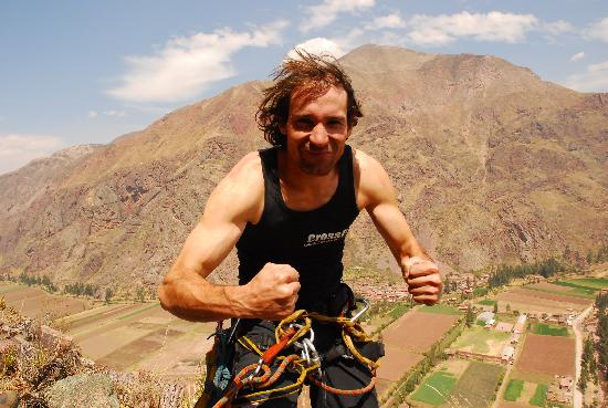 Urubamba, Peru: Ario -King Of The Mountain