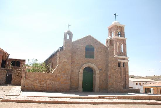 Hostal Asteria: Iglesia