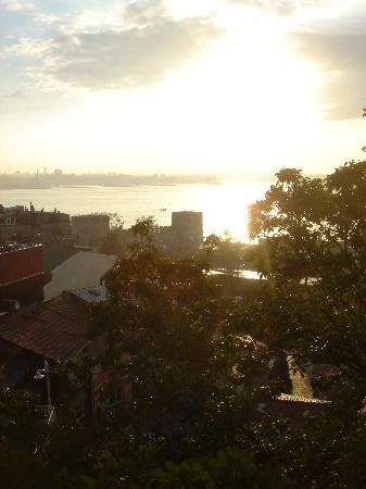 Poem Hotel Istanbul: View from room (east)