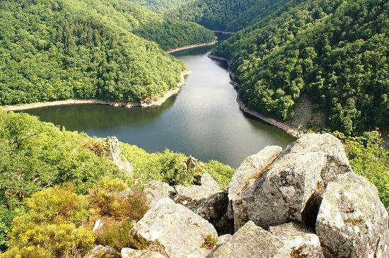 Neuvic, France: Gorges de la Dordogne