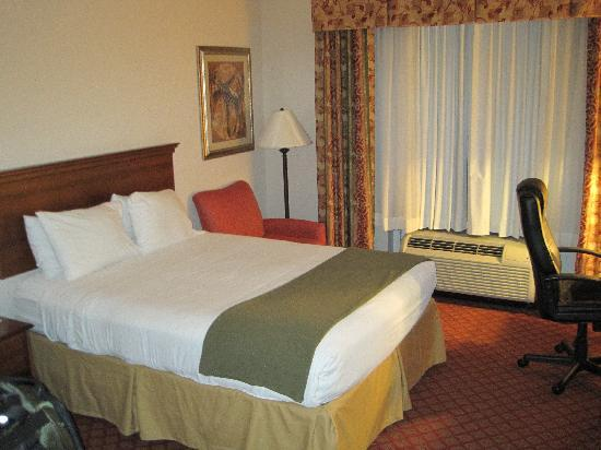 Holiday Inn Express Suites Ocala - Silver Springs : Good Sheets