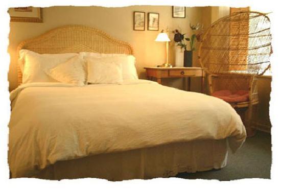 B&B de Chez-Nous: Queen size bed