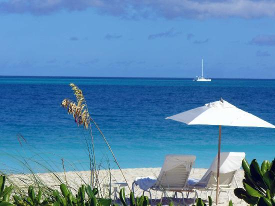 Grace Bay Club: To die for beach