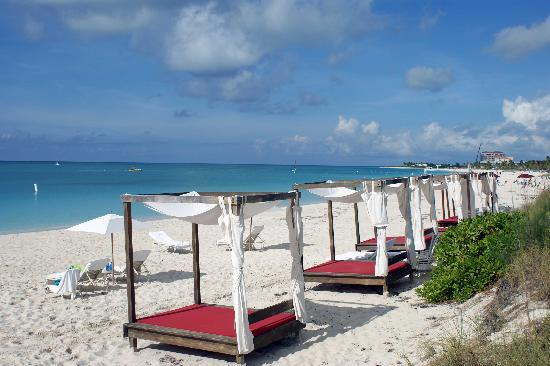 Grace Bay Club: relax and enjoy