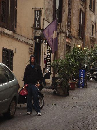 호텔 델레 레지오니 로마 사진