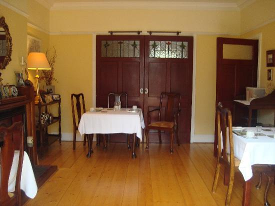 breakfast room, Tinode House