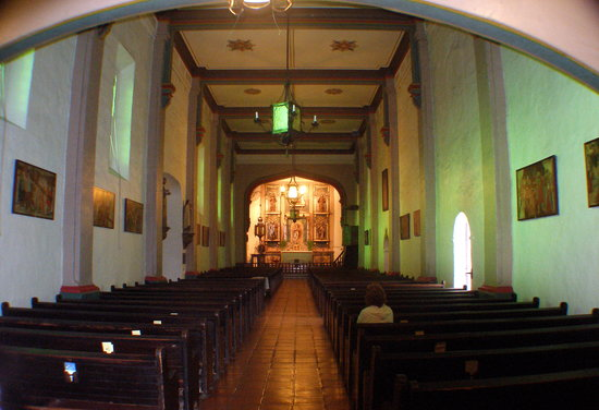 San Gabriel, Californien: The sanctuary