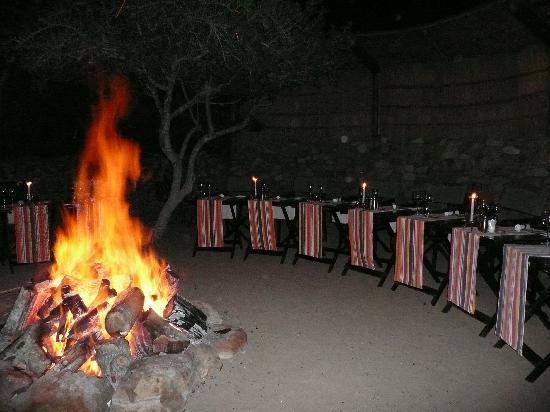 Shamwari Game Reserve Lodges: South African Braai
