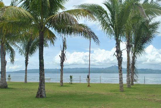 Ormoc, Filipinas: ANother View @ The Pool Area Facing Beach