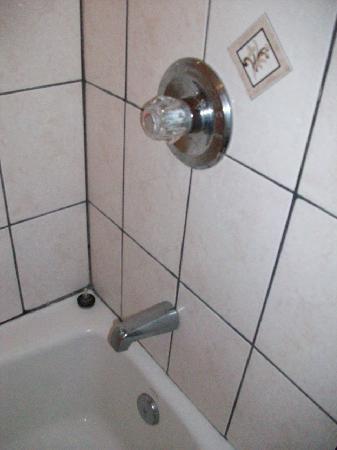 Del Amo Inn: See how clean!