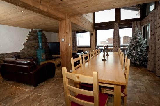 Star Ski Chalets: Dining