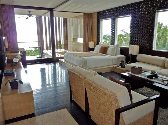 Anantara Seminyak Bali Resort: Our room