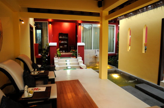 Spa Serenity: serenity spa wiht 3 private treatment rooms