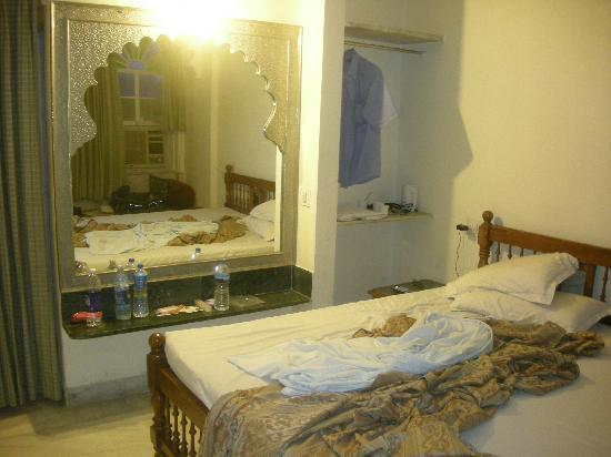 Hotel Raj Palace: Anothwer view of room
