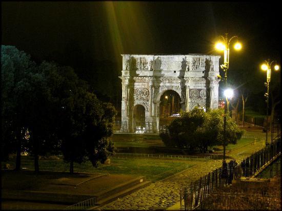 Rom, Italien: Arco di Costantino