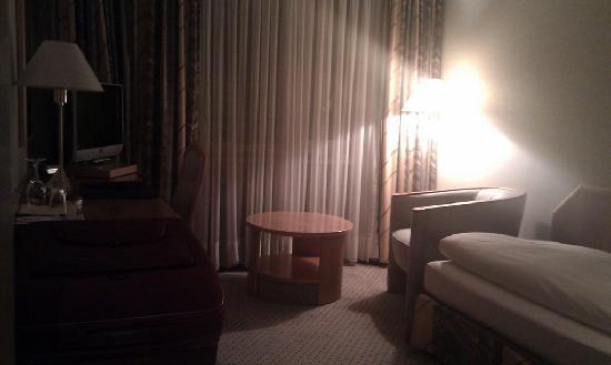 Hotel Europaeischer Hof: Room view