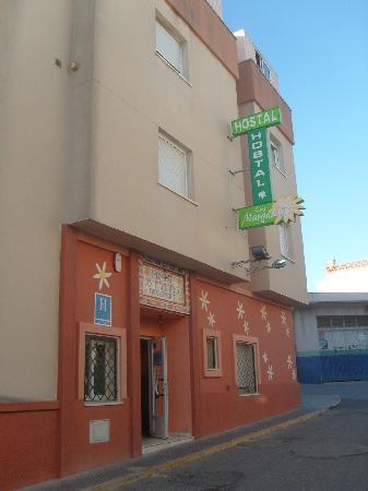 Hostal Las Margaritas : esterno