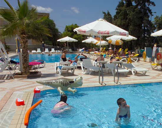 Anastasia Hotel: Swimming Pools