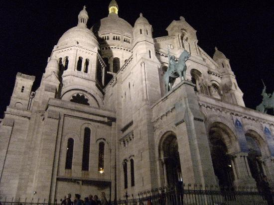 Paris, France: Sacre Coeur fantastico