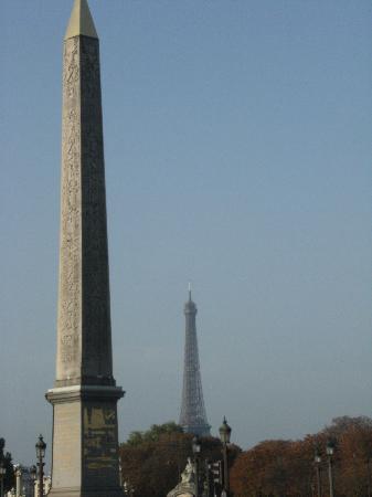 Paris, France: Plaza de la Concorde bonita