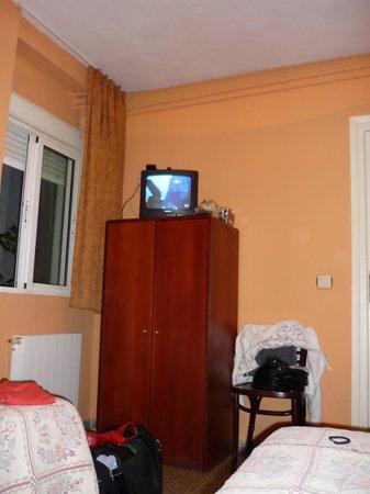 Pension Alcazaba: Camera
