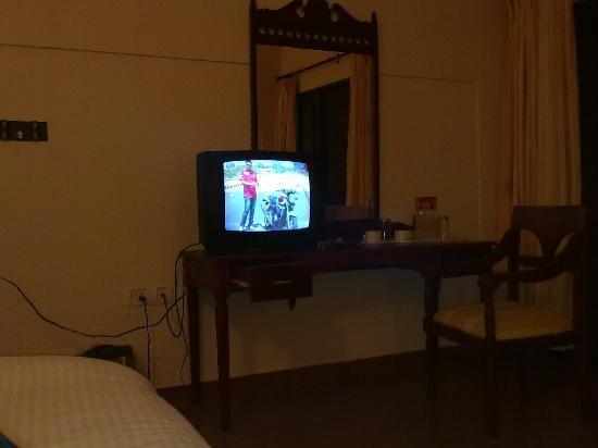 Greeshmam Resort: So called LCD TV