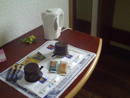 Comfort Hotel Grenoble Saint Egreve : HOTEL