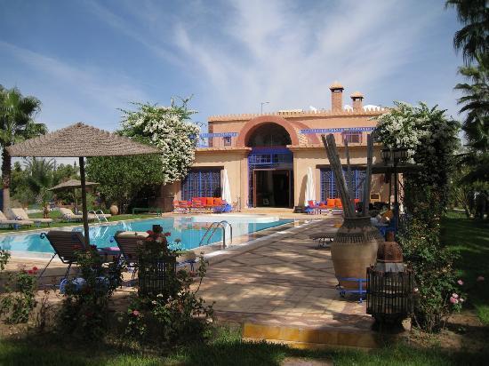 Casa Taos: The Pool