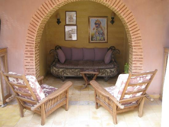 Casa Taos: A quiet Corner