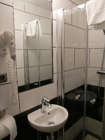 Rex Petit: nice bathroom