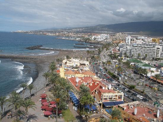 From Balcony Picture Of Sol Tenerife Playa De Las